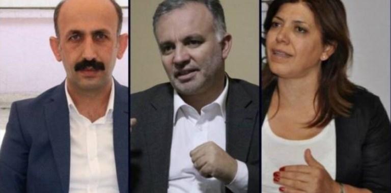 HDP'li 3 vekil daha açık Grevine başlıyor