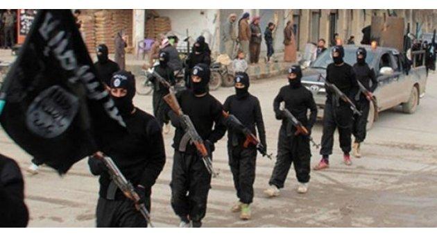 CAR Raporuna göre, İŞİT'e  Silah sevkiyatında güzergah Türkiye
