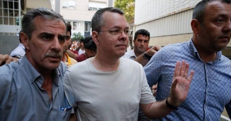 ABD'li Rahip Brunson'un avukatı ev hapsine itiraz etti