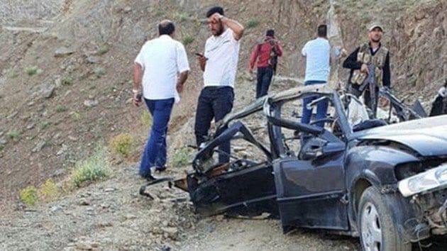 Görgü tanıkları: Çukur yoktu, LPG tankının bulunduğu bagaj paramparçaydı