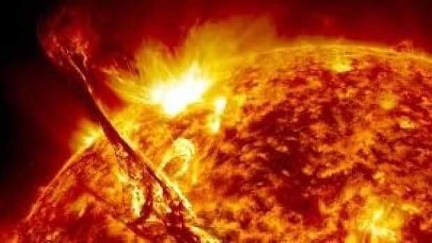 Güneş fırtınası an meselesi