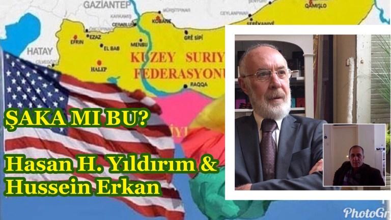 ŞAKA MI  BU?  Hasan H. Yıldırım & Hussein Erkan