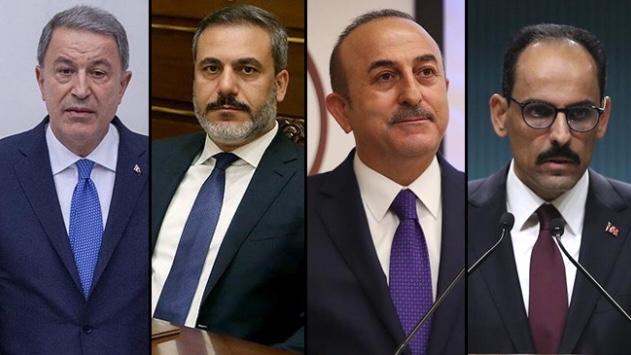 Türkiye heyeti Moskava dan eli boş dönüyor. / Hüseyin Çatal