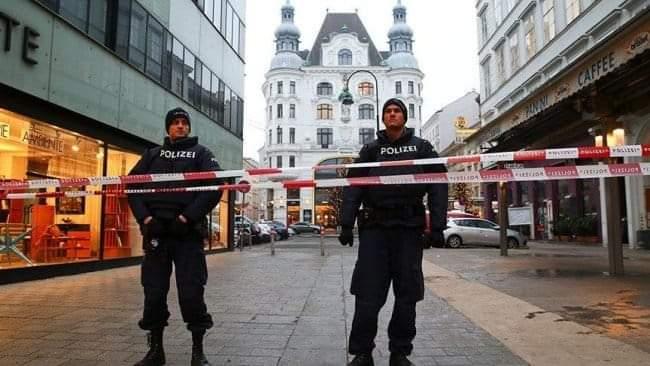 Avusturyada terör saldırısı