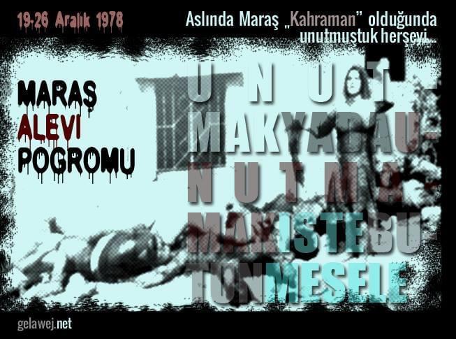 """Recep Maraşlı Yazdı: MARAŞ """"KAHRAMAN"""" OLDUĞUNDA HER ŞEYİ UNUTTUK"""