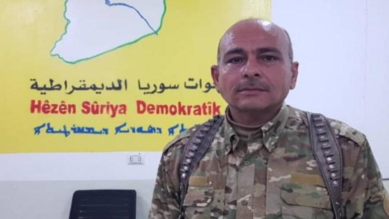 Girê Spî Askerî Meclisi Komutanı: Eyn İsa'ya ilişkin hiçbir anlaşma yapılmamıştır