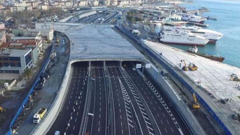 Kara delik: Avrasya Tüneli