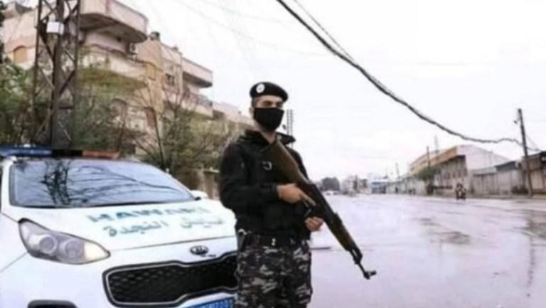 Kamişlo'da rejim ait kışla ablukaya alındı