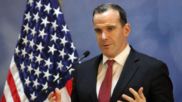 Brett McGurk Ortadoğu ve Afrika direktörlüğüne atandı