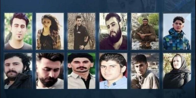 İran'ın gözaltına aldığı 14 Kürt gencinden haber yok