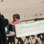 Hol kampındaki henüz bir yaşını bile doldurmamış çocuklar nereden geldiler?