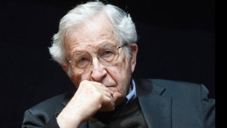 Chomsky: Rojava uluslararası destek olmazsa hayatta kalamayabilir