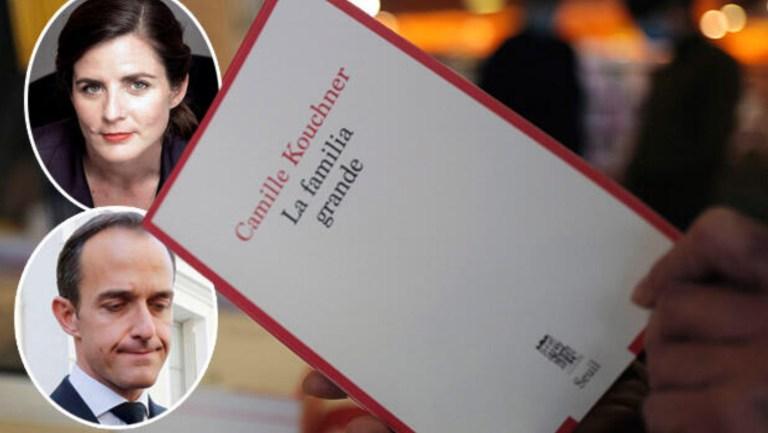 Fransa da Ensest skandalını anlatan kitap ülkeyi salladı