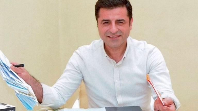 Demirtaş: Seçimlerin sonucunu HDP binası değil HDP'liler belirleyecek