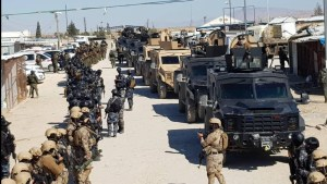Rojava'daki güçlerden Hol Kampı'nda başlatılan operasyon hakkında ortak açıklama!