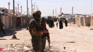 IŞİD'in Hol Kampı sorumlusu yakalandı