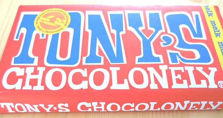 Tony's Chocolonely ondernemen met een missie
