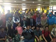 Conferencia en la Universidad de Indonesia