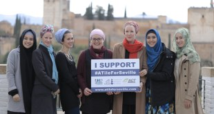 A Tile for Seville, Reviving Islam in Andalusia