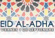 Eid Al Adha, friday, September 1st, Seville