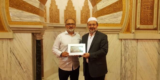 Visit of Prof. Dr. Mehmet Görmez to Seville and Granada