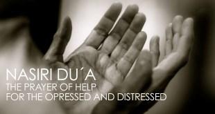 El Du'a Násiri – El Du´a ante la dificultad y en busca del refugio en Allah contra la opresión (AUDIO Árabe y Traducción)