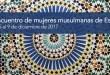 ¨I Encuentro de mujeres musulmanas de España¨, Comunidad Al-Ihsan de Melilla