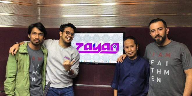 Entrevista en Zayan Radio, Malasia, en apoyo a la campaña de #ATileForSeville