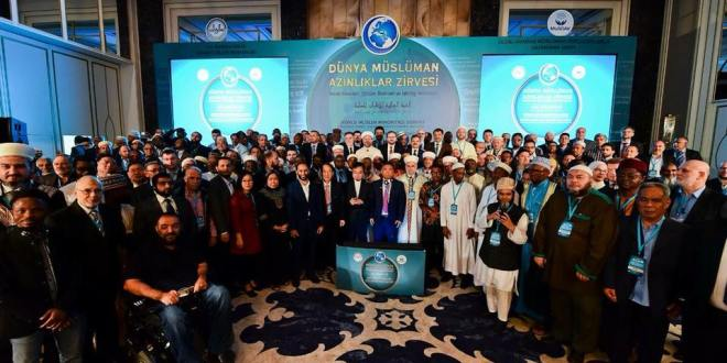 Special Report World Muslims Minorities Summit (Istanbul, April, 2018)