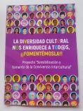"""Jalid Nieto, responsable de comunicación de la Fundación Mezquita de Sevilla con participantes en el proyecto """"Sensibilización y fomento de la Convivencia Intercultural"""""""