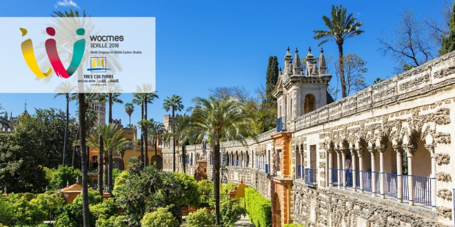 Congreso Mundial de Estudios sobre Oriente Próximo. Sevilla, 16-18 de Julio