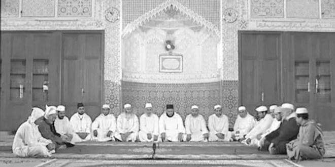 La recitación de Corán en grupo
