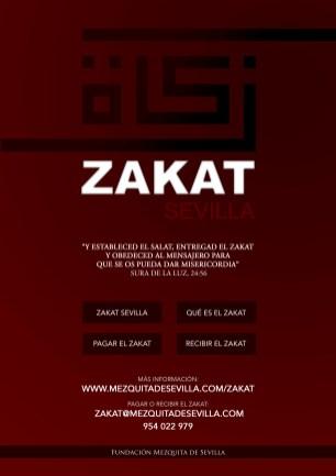 Zakat Poster