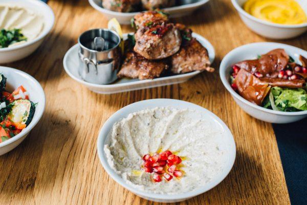 restaurant libanais rennais livraison