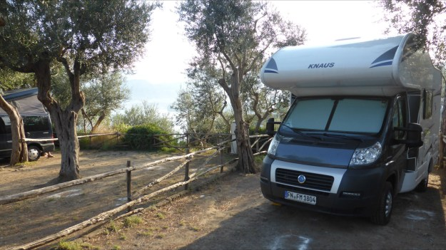 Campingplatz Sorento
