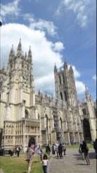 Canterbury Kathedrale 1