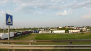 Fluechtlinge in Calais 2