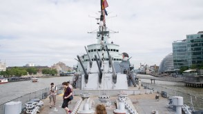 HMS Belfast 8