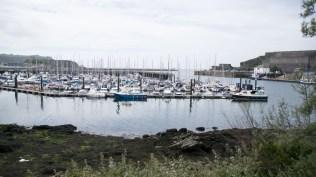 Plymouth Hafen
