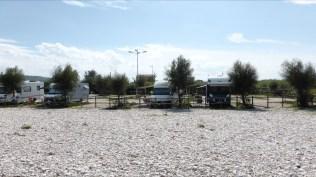 Stellplatz Fossacesia 2