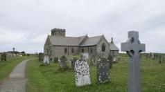 Tintagel Church 1
