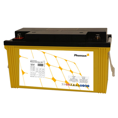 AGM Phaesun Sun Store 12V 150Ah 1