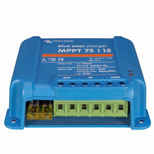 Victron MPPT Blue Solarregler 4