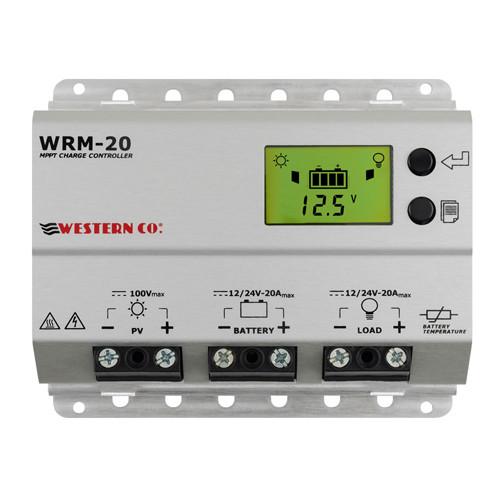 Western Solarladeregler MPPT WRM20 1