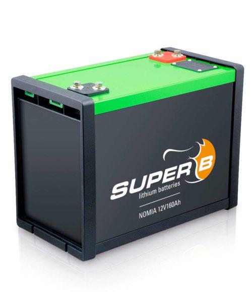 Lithium Batterie Super B 12V 160Ah 5