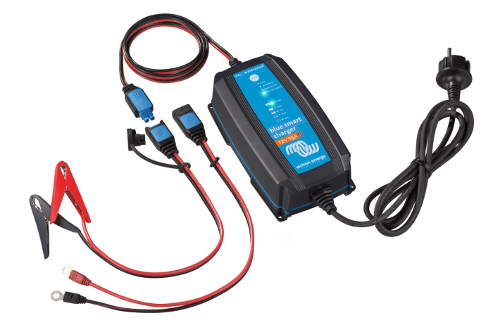 Batterieladegerät Victron Blue Smart 12V/15A 1