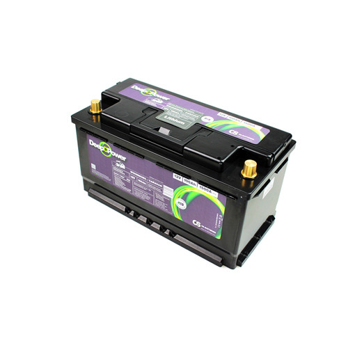 Lithium Batterie CS Electronic 100Ah 5