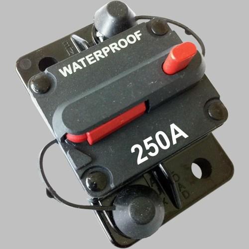 250A Sicherungs-Automat mit Resetschalter 4