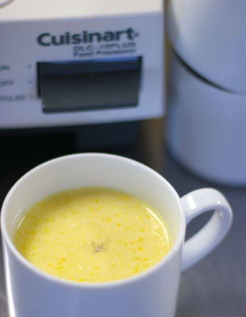 キッチンスタジオ◆横浜ミサリングファクトリー-コーンスープ