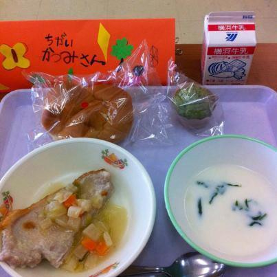 キッチンスタジオ◆横浜ミサリングファクトリー-給食2